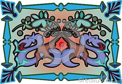 Decorative Dragons
