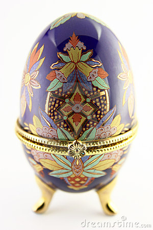 Free Decorative Egg Royalty Free Stock Photo - 14283775