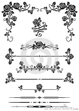Free Decorative Elements Stock Image - 17758451