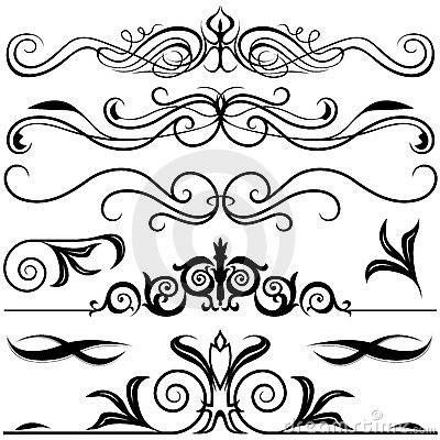 Decorative Elements A