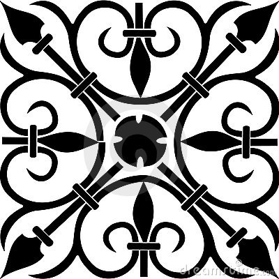 Decorative elements, vector