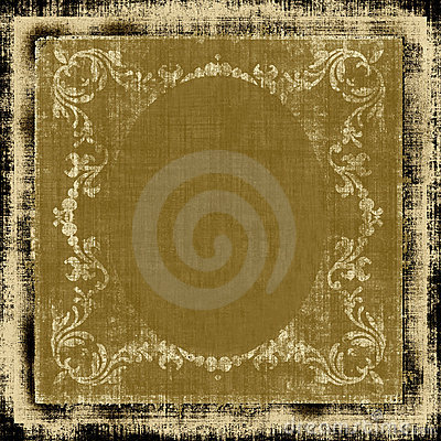 Decorative Fabric Grunge