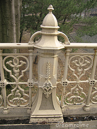 Free Decorative Fence Royalty Free Stock Photos - 597818