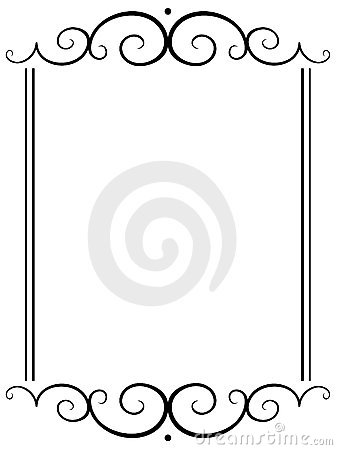 Free Decorative Frame Royalty Free Stock Photo - 1770695