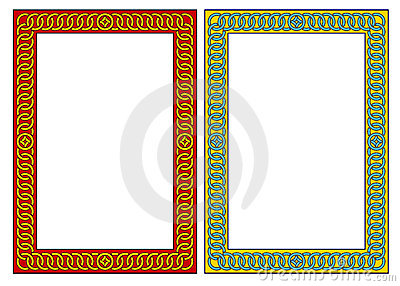 Decorative Frame. JPG and EPS