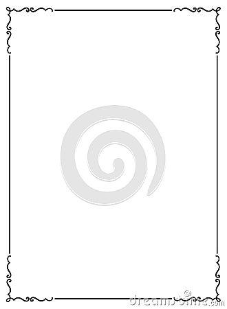Free Decorative Frame JPG + EPS Stock Photo - 2333280