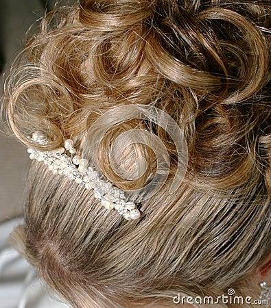 Decorative Hair Style