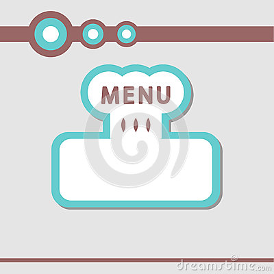 Decorative icon for restaurant menu