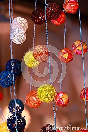 Free Decorative Lights Stock Photo - 16481780