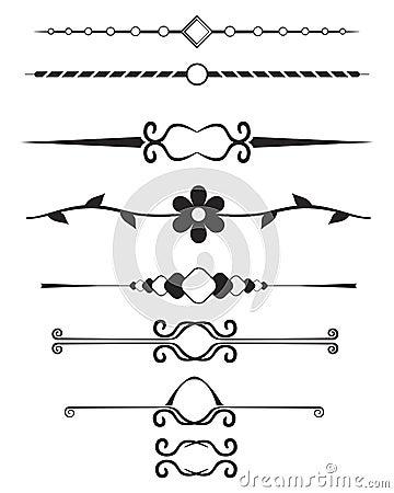 Decorative Page Elements