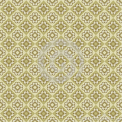 Decorative paisley background