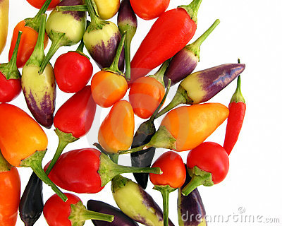 Decorative peppers