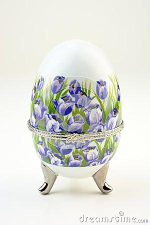 Free Decorative Porcelain Egg Royalty Free Stock Image - 30826326