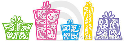 Decorative presents