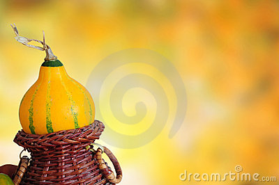 Decorative pumkin