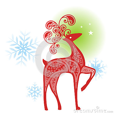 Decorative Reindeer