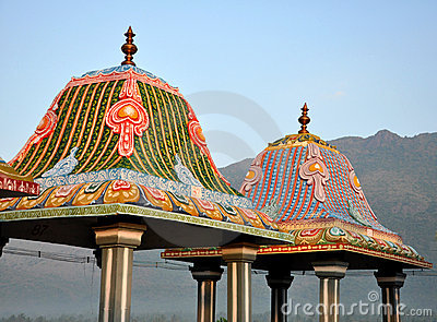 Decorative roof