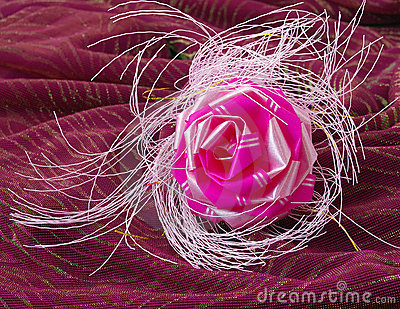 Decorative rose