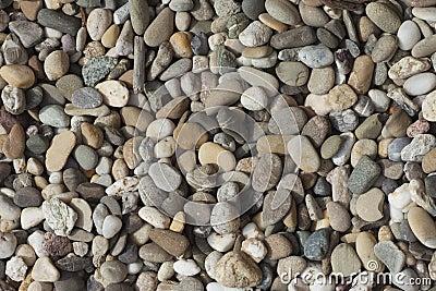 decorative stone mulch