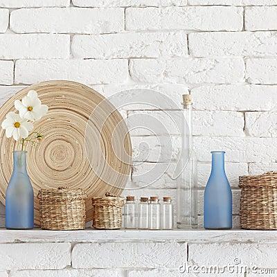Decorative shelf