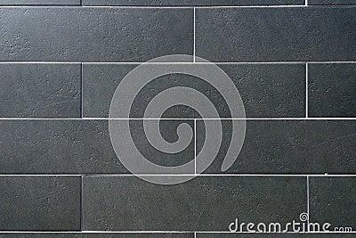 Decorative siding imitating brick wall