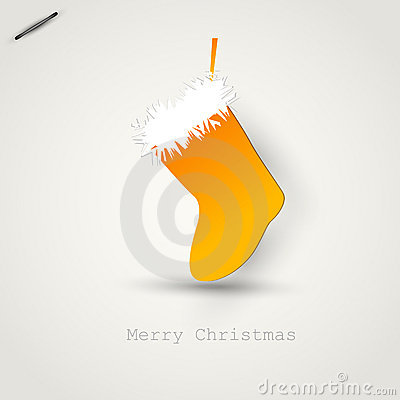 Decorative simple christmas paper