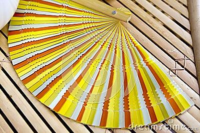 Decorative spanish fans