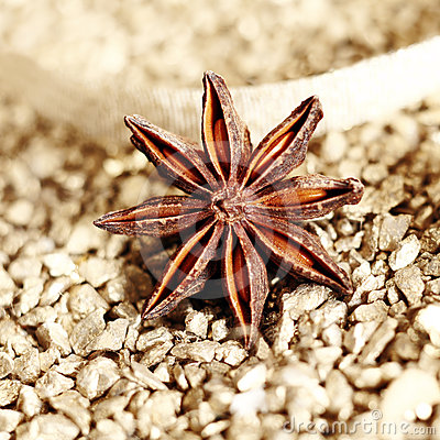 Decorative star anise