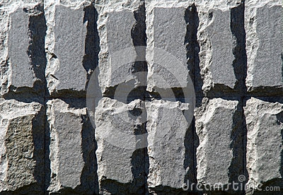 Decorative stone texture