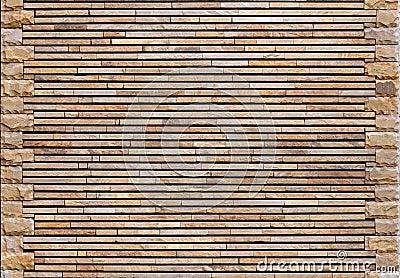 Decorative Stone Wall Texture