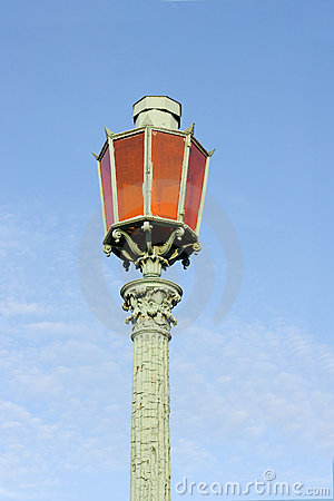 Decorative street light