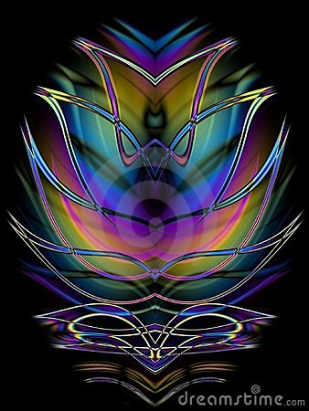 Decorative Symmetrical Design