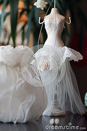 Decorative wedding accessories