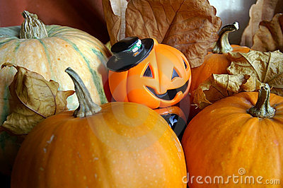 Decorazione alla sera di celebrazione di Halloween