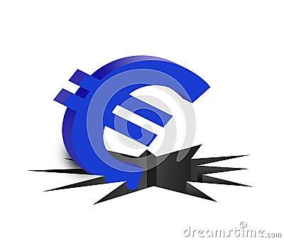 Decrease euro