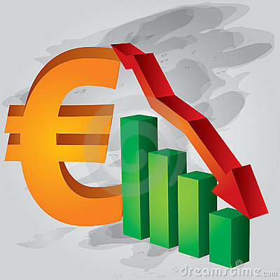 Decrease in Euro