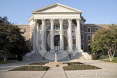 Dedman College in SMU compus