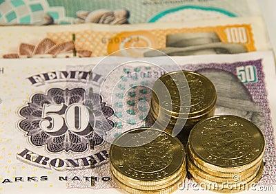 Deense munt