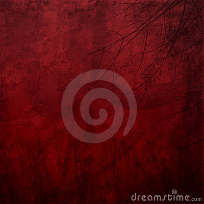 Deep crimson grungy background
