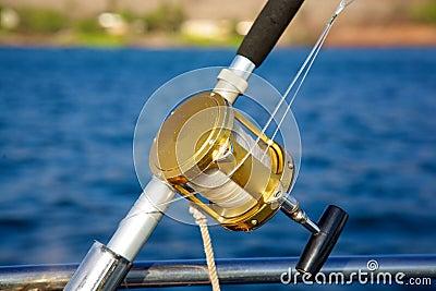 Roddy hunter saltwater ocean deep fish fishing reel ebay for Roddy hunter fishing rod