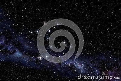 Cerntaurus constellation