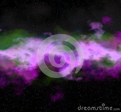 Deep space color