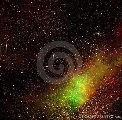 Deep Space Cosmos Stars Stock Photos - Image: 15920783
