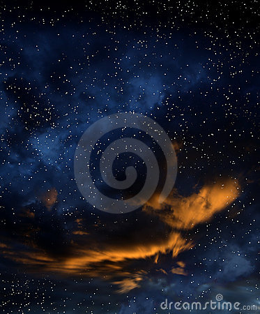 Free Deep Space Starfield Royalty Free Stock Images - 11141519