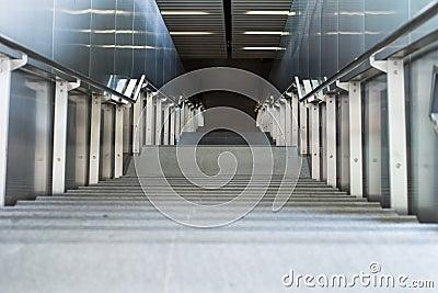 Deep Staircase