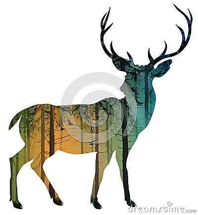 Free Deer Stock Image - 34161941