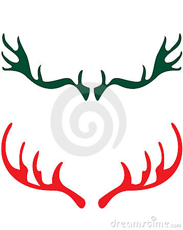 Free Deer Horns Royalty Free Stock Images - 2650859
