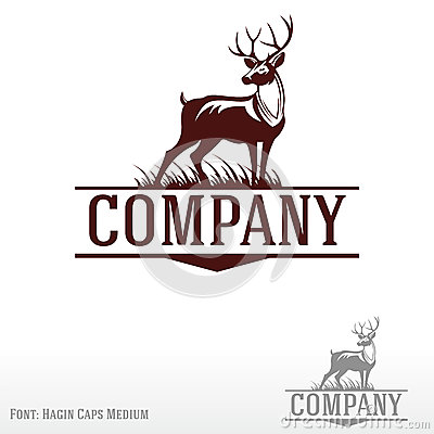 Deer Logo Royalty Free Stock Photography Image 32103087