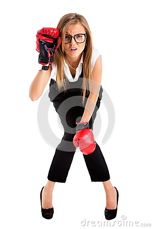 Free Defeated Loser Woman   Royalty Free Stock Photo - 39316145