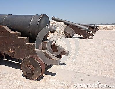 Defense canons